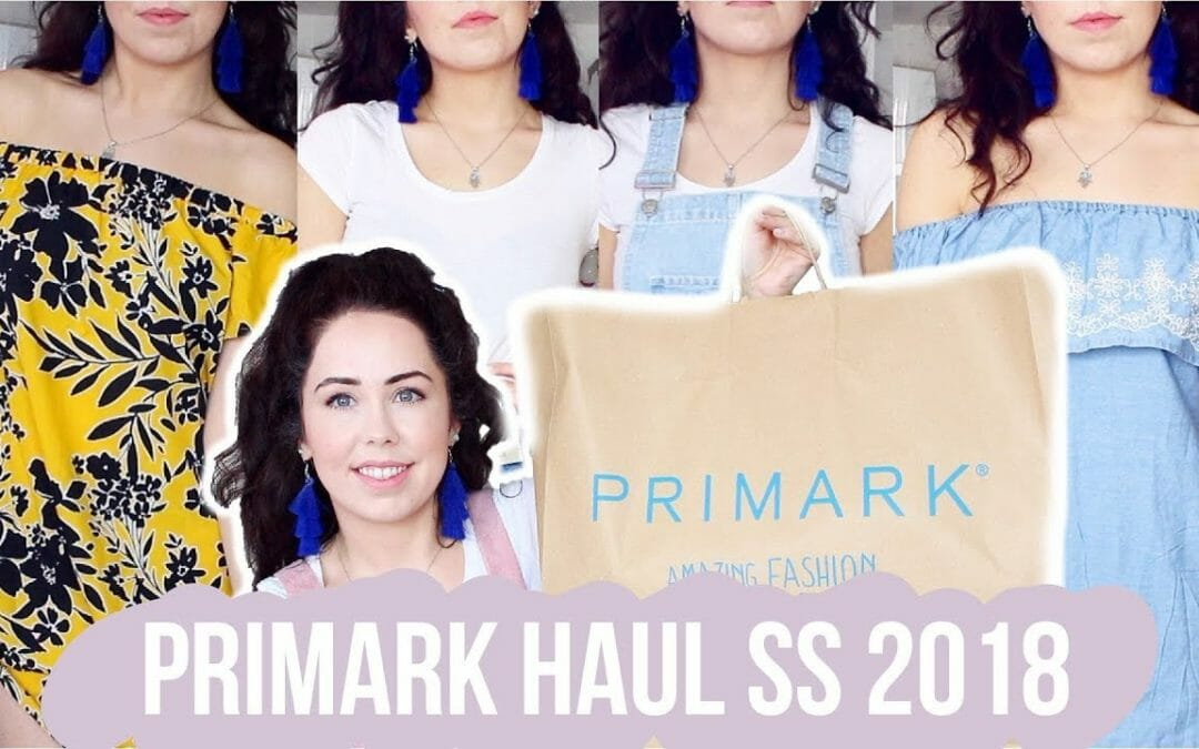 d01248be6e HUGE PRIMARK TRY ON HAUL APRIL 2018! Spring & Summer NEW IN ~ Sopherina