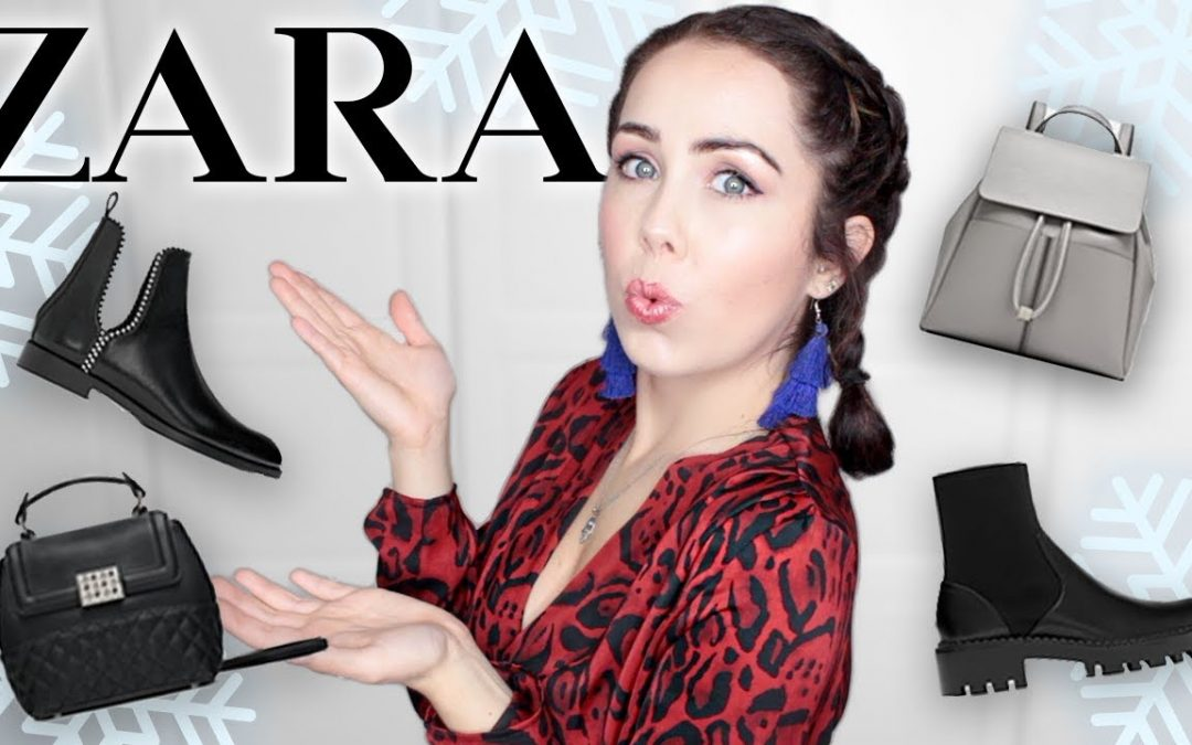 9a8c29bd ZARA TRY ON HAUL / A/W 18 Bags & Shoes & Accessories ~ Sopherina