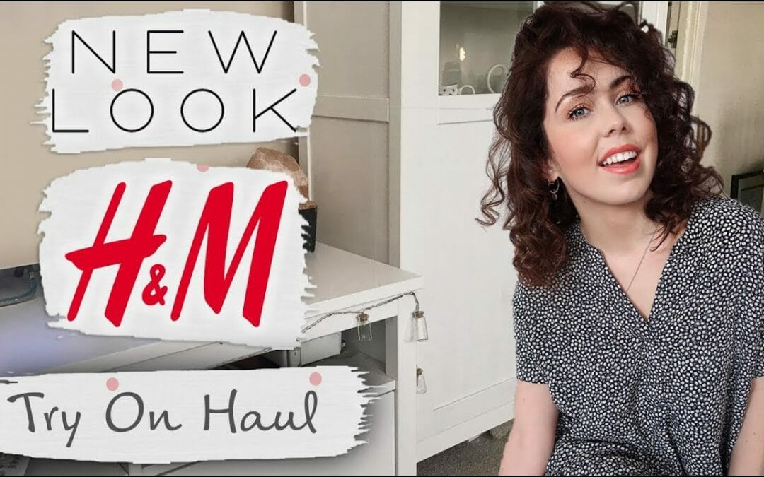 NEW LOOK & H&M SPRING 2019 TRY ON HAUL | New In! ~ Sopherina